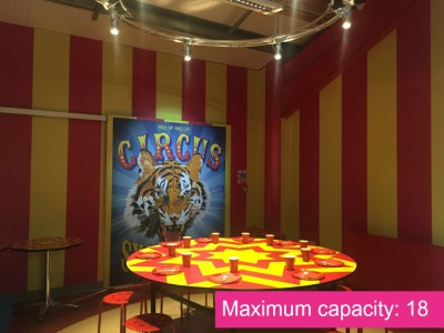 BF Circus Room Party